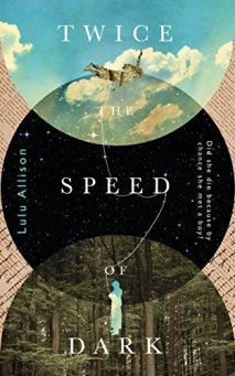 Twice teh speed of dark cover