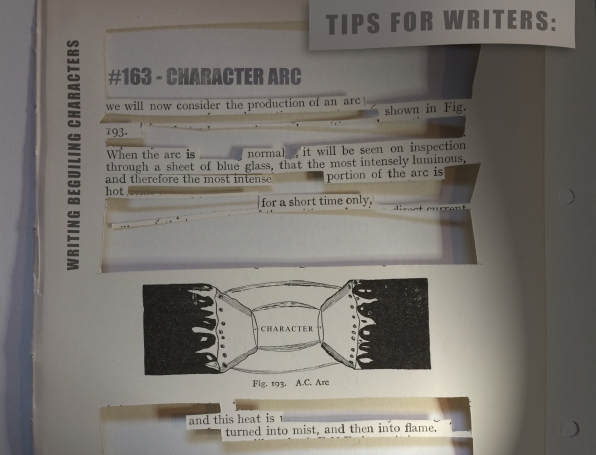 TIPS FOR WRITERS #